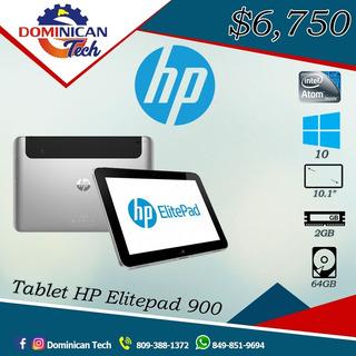 Tablet Hp Elitepad 900 Intel Atom/2gb/64gb