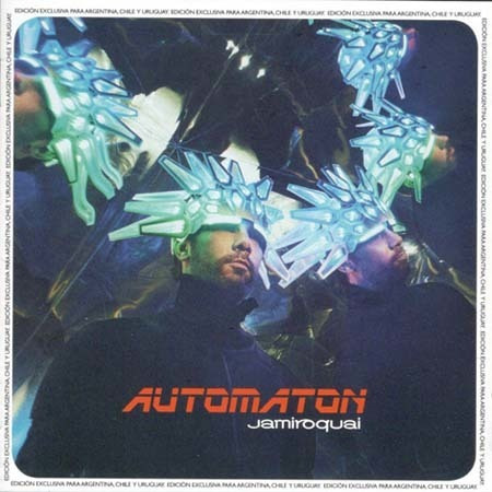 Cd - Automaton - Jamiroquai