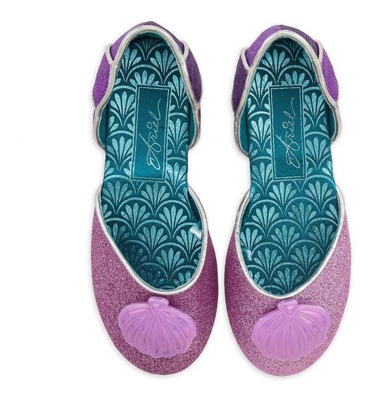 Sapato Ariel Original Da Disney Store P/entrega