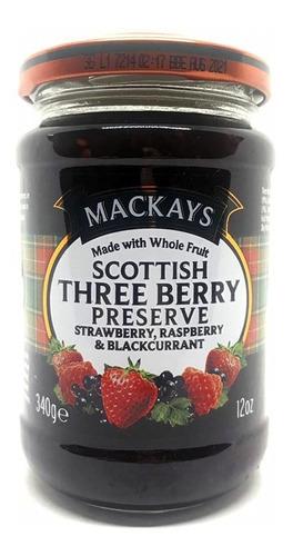 Mermelada Mackays 340 Grms 6 Sabores Escocia