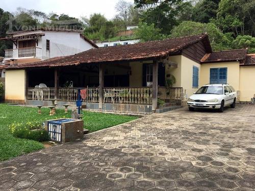 Imagem 1 de 15 de Casa Em Summerville  -  Miguel Pereira - 2465