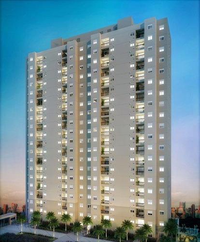Imagem 1 de 14 de Apartamento  Residencial À Venda, Jardim Colombo, São Paulo. - Ap2373