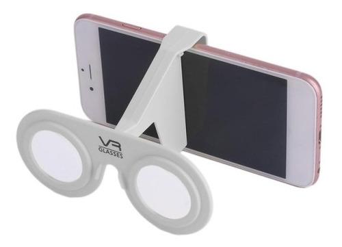 Audifono Vr Lente Realidad Virtual Mini 3d Portatil