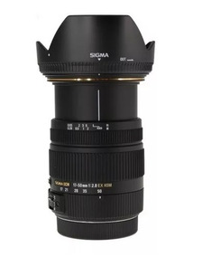 Lente 17 50mm Sigma