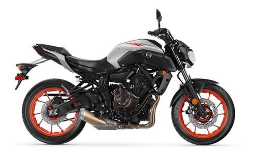 Motocicleta Yamaha Mt07 2020