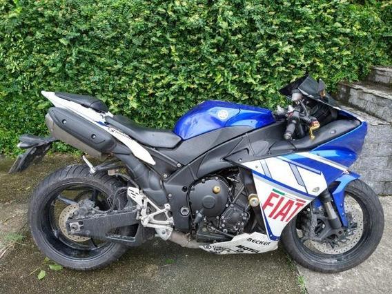 Yamaha R1 2011/2012 - Precisa Fazer O Motor -