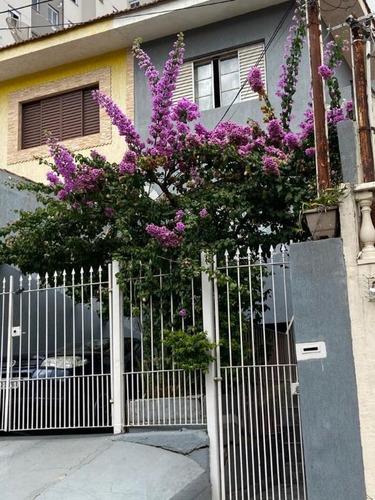 Imagem 1 de 21 de Sobrado Com 2 Dormitórios À Venda, 140 M² Por R$ 540.000,00 - Tucuruvi - São Paulo/sp - So2485