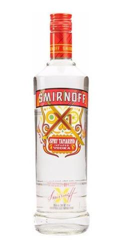 Imagen 1 de 1 de Vodka Smirnoff X 1 Tamarindo 750 Ml*