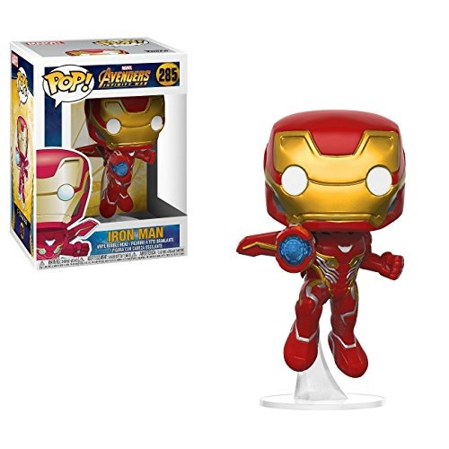 Funko Pop! Marvel: Avengers Infinity War - Iron Man
