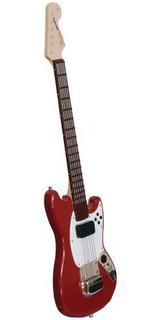 Rock Band 3 Inalámbrica Fender Mustang Pro-controlador De Gu