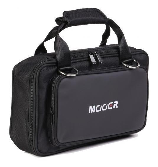 Case (soft Bag) Pedaleira Guitarra Mooer Ge200