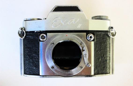 Antiga Máquina Fotográfica Ihagee Dresden Exa 2