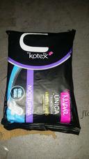 Kotex Nocturna Y Kotex Naturals