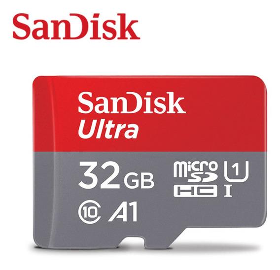 Cartão De Memória Sandisk A1 32gb