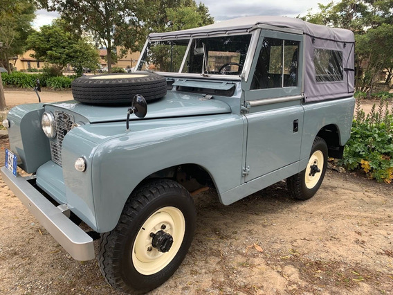 Land Rover Santana Intacto