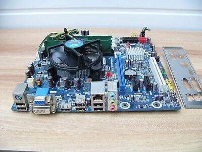 Kit I7 Placa Asus Dh55tc + Ati Radeon Hd5670 + 4gb Ram Ddr3