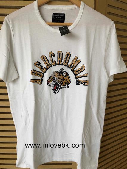 Camiseta Abercrombie Importada Original
