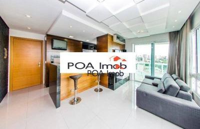 Apartamento Com 2 Dormitórios À Venda, 72 M² Por R$ 980.000 - Três Figueiras - Porto Alegre/rs - Ap2978