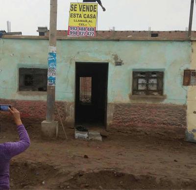 Vendo Casa En Chincha
