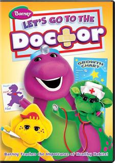 Dvd : Barney: Let