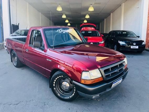Ford Ranger Ano 1999 Cor Vinho