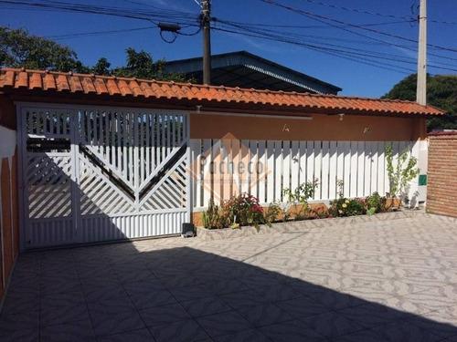 Casa Térrea No Balneário Gaivotas, 2 Dormitórios, 10 Vagas, 260 M², R$280.000,00 - 2740