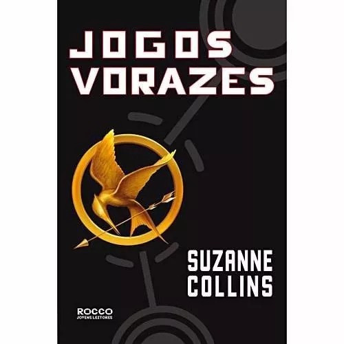 Livro: Jogos Vorazes - Suzanne Collins - Seminovo