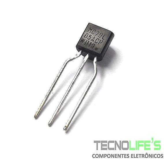 Regulador De Tensão Mc79l05acp To-92 -5v 0,1a 79i05