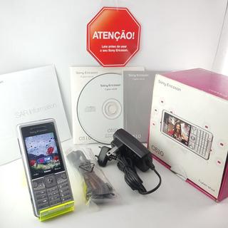 Celular Sony Ecrisson C510 Vitrine
