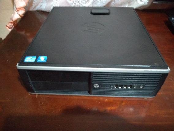 Cpu Hp Compaq Elite 8200 Processador I5 2ªg 4gb 500gb