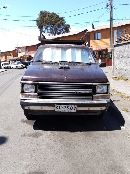 Dodge Dodge Caravan Año 90 Caravan