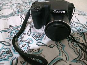 Câmera Semi Profissional Canon Powershot Sx400 Is