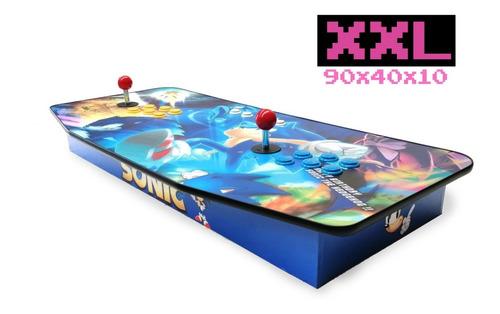 Comandos Arcade Multijuegos Retro Xxl 90x38x10