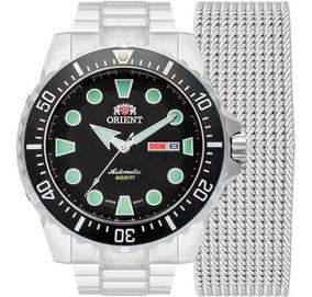 Relógio Orient Masculino Diver Original Nota 469ss073p1sx