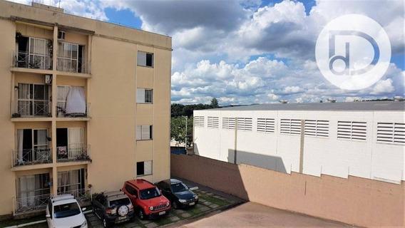 Apartamento Com 2 Dormitórios À Venda, 64 M² Por R$ 300.000 - Condomínio Principado De Louveira - Louveira/sp - Ap1542