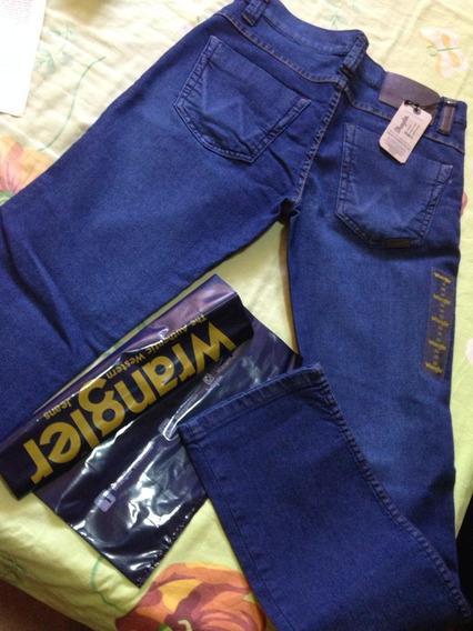 Jeans De Caballero, Stretch Y Tubito, Talla 30.