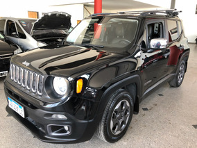 Chrysler Jeep Renegade 1.8 Sport Plus Cuero Pantalla Negra