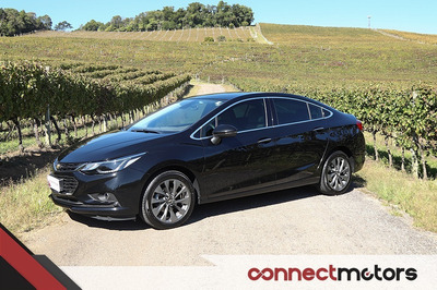 Chevrolet Cruze Ltz 1.4 Turbo - 2018