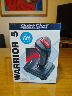 Joystick Retro Quickshot Warrior 5