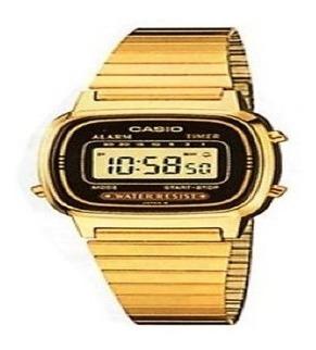 Relógio Casio Unissex La670wga-1df 000366redm