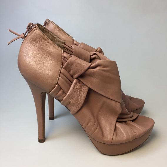 Sandália Meia Pata Nude Shoestock
