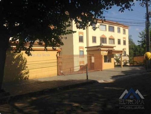 Apartamento Com 3 Dormitórios À Venda, 70 M² Por R$ 160.000,00 - Parque Jamaica - Londrina/pr - Ap0236