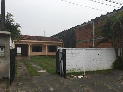 Ótima Casa No Belas Artes Em Itanhaém Litoral - 4545 | Npc