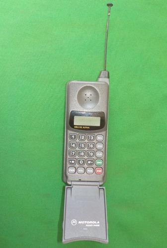 Telefone Celular Motorola Deluxe Alpha