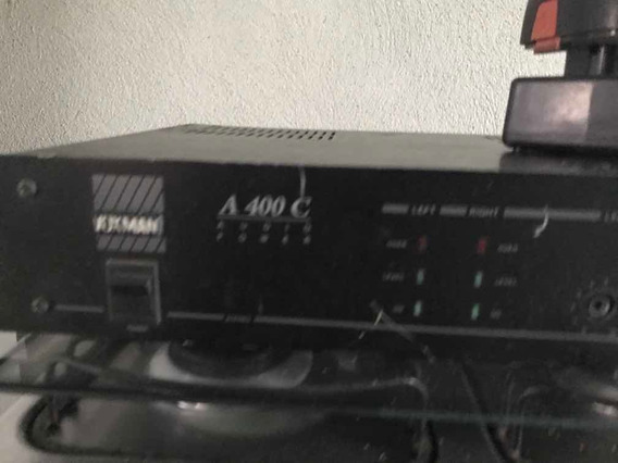 Amplificador Voxman A400c Audio Power