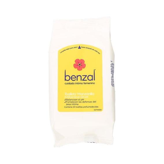 Benzal Toallets Manzanilla C20