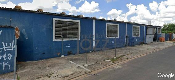 Ótimo Barracão À Venda, 840 M² Por R$ 1.200.000 - Jardim Boa Vista - Hortolândia/sp - Ba0045