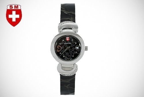 Reloj Official Swiss Para Dama Model. 3915
