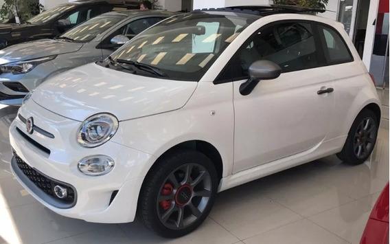 Fiat 500 Sport 0km Retira Con $105.000 Usado Y Cuotas 0% E-