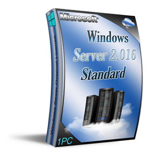 Lic. Server 2016 Standard, 1 Pc Entrega Inmediata